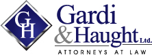 Gardi & Haught Ltd. Schaumburg Law Firm Logo