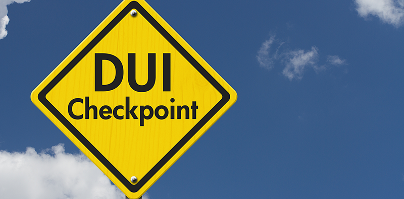 dui checkpoints 4th of July weekend